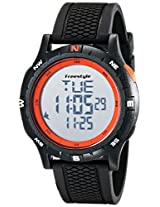 Freestyle Freestyle Unisex 10017007 Navigator Digital Display Japanese Quartz Black Watch - 10017007