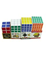 ShengShou 2x2x2 3x3x3 4x4x4 5x5x5 Cube Puzzle White
