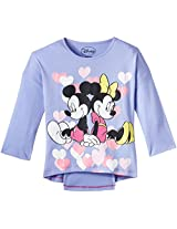 Disney Girls' T-Shirt