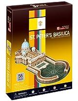 Frank Cubic Fun St.Peters Basilica C718h