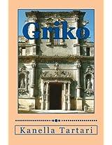 Griko: Grecia Salentina, Italia