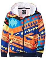 Neff Big Boys' Bright Native Zip-Up Sweatshirt