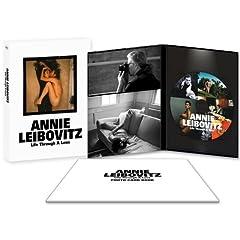 アニー・リーボヴィッツ レンズの向こうの人生 コレクターズ・エディション [DVD]