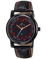 Maxima Attivo Analog Black Dial Men's Watch - 26928LAGB