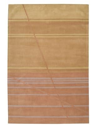 Calvin Klein Rugs Luster Wash (Gold)