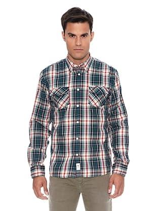 Pepe Jeans London Camisa Collins (Multicolor)