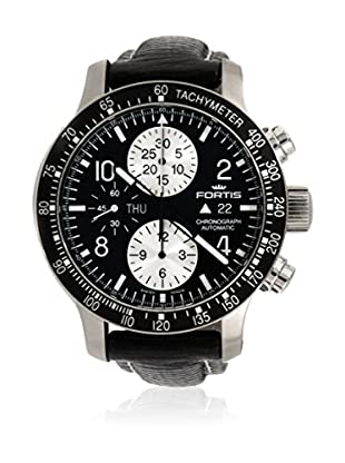 Fortis Uhr mit schweizer Automatikuhrwerk Man Pilot B-42 Stratoliner Preto 43 mm
