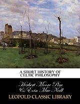 A short history of Celtic philosophy