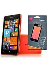 Layers Nokia Lumia 625 Matte Screen Guard