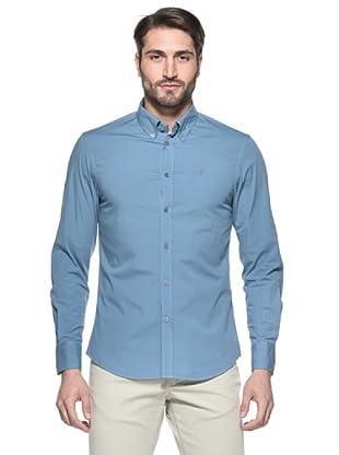 Nautica Camisa Hombre