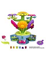 Squinkies Zinkies Magic Secrets Flower Pot Playset