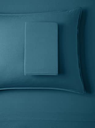 OYO Bedding Stone Wash Percale Sheet Set