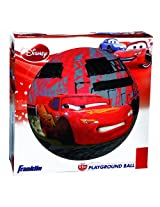 Franklin Sports 8.5 inches Disney/Pixar Cars Rubber Playground Ball