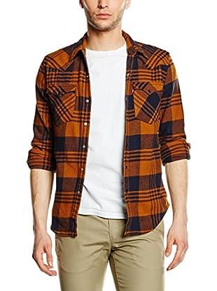 Levi's Camicia Uomo Barstow Western