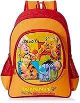 Disney Polyester 45.72 cms Children's Backpack (AGKRBG1047487)