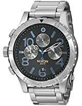 Nixon Men's A4861529 48-20 Chrono Watch