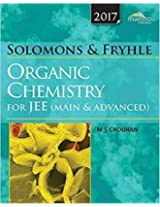 Wiley's Solomons & Fryhle's Organic Chemistry for JEE (Main & Advanced)