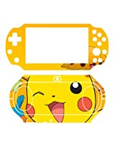 Pikachu P Vinyl Decal Skin Sticker For Sony Play Station Ps Vita Psv 2000