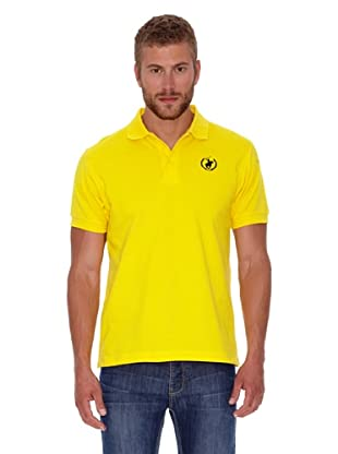 Polo Club Polo Custom Fit Logo Small (Amarillo)