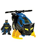 Batcopter With Batman Figure