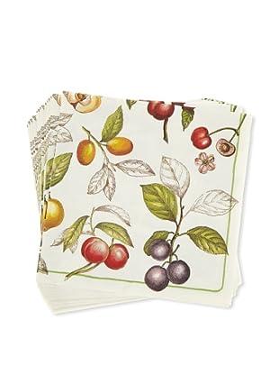 Villeroy & Boch Pack Ideal Servilletas de papel fruta grande