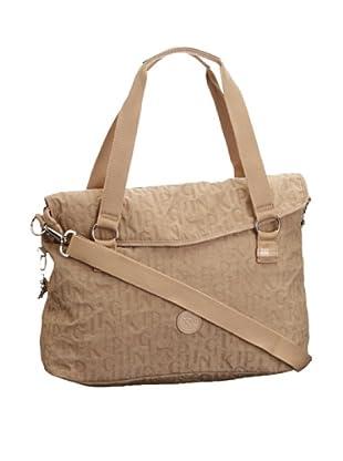 Kipling Messengertasche (beige)