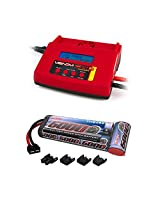 Venom 8.4 V 5000m Ah 7 Cell Ni Mh Battery Flat Pack With Universal Plug System & 2 Charger Combo
