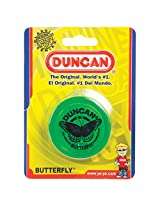 Genuine Duncan Butterfly Yo Yo Classic Toy Green