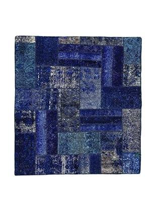 Eden Teppich Pacthwork mehrfarbig 149 x 162 cm