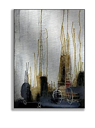 Gallery Direct T. Graham Ingot I Artwork on Mounted Metal