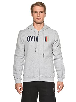 Datch Gym Sudadera Benoni (Gris Jaspeado)
