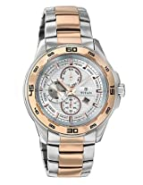 Titan Regalia Analog White Dial Men's Watch - 90008KM01J