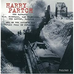 Harry Partch: The Harry Collection Partch Vol. 2
