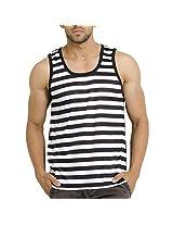 Style Connect Men's Stripe Vest