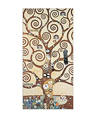 Artopweb Panel Decorativo Klimt The Tree Of Life 100x50 cm