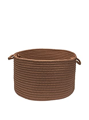Colonial Mills Simply Home Basket, (Cashew)