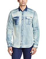 Locomotive Men's Casual Shirt
