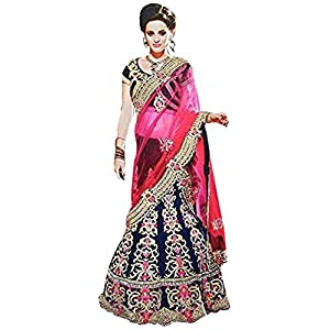 Shopandkart Wedding Lehenga Choli