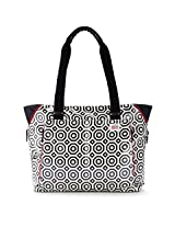 Jonathan Adler Light and Luxe Diaper Tote