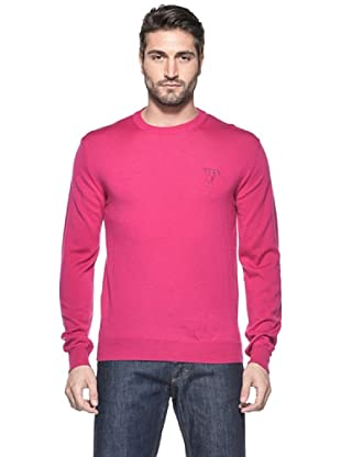 Versace Collection Jersey Rutgar (Fucsia)