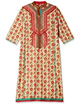 Shree Women's Straight Kurta