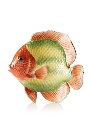Castilian Fish Wall Décor (Green/Brown)