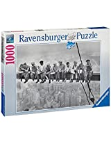Ravensburger Lunchtime 1932 NYC Jigsaw Puzzle (1000 Pieces)