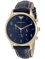 Emporio Armani Analog Blue Dial Men's Watch - AR1862