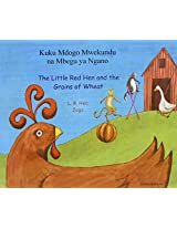 The Little Red Hen and the Grains of Wheat in Swahili and English