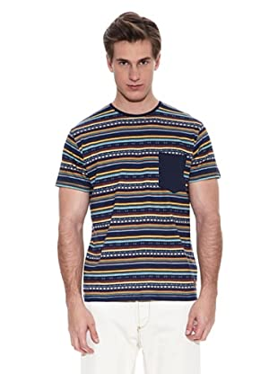 Springfield Camiseta Rb Blue Ethnic (Azul)