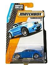 Matchbox - MBX Adventure City 71/120 - BMW M1 (blue)