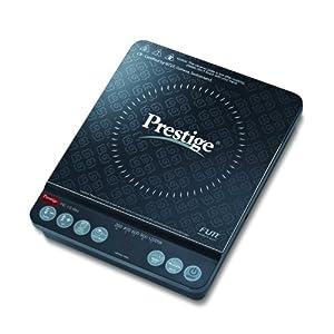 Prestige PIC 1.0 Mini Induction Cooktop-Black