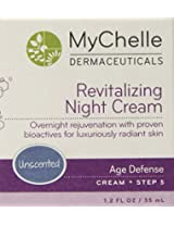 MyChelle Revitalizing Night Cream, Unscented, 1.2-Ounce Jar