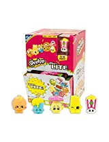 Shopkins Model 40811 (40816) Micro Lites Mystery Blind Pack Box, With Easy To Use Light Up Feature, Pack Of 40